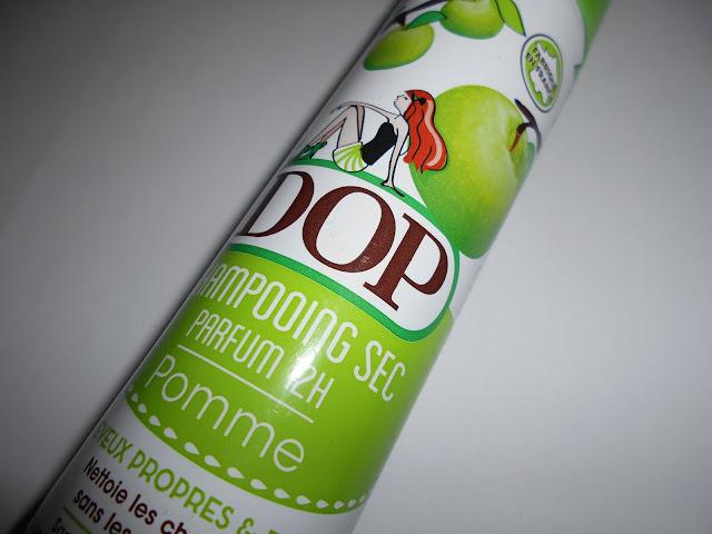 Shampooing Sec Parfum 12h Pomme - DOP