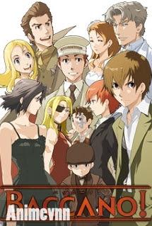 Baccano! - Anime Baccano 2012 Poster