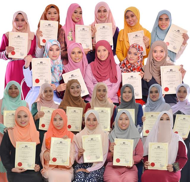 MUSLIMAH MODEL CLASS 2017