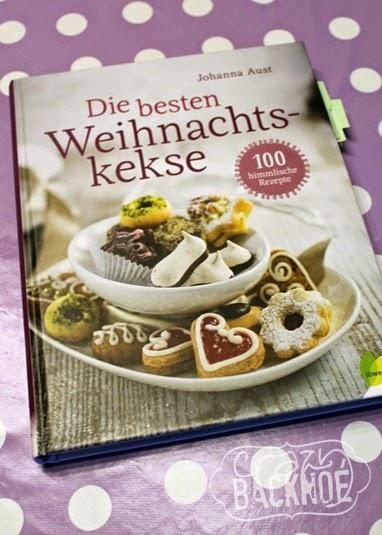 Weihnachtskekse Buch.Crazy Backnoé Weihnachtskekse Buchrezension Werbung