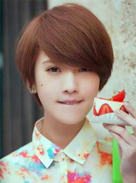 Asian Bob Hairstyle