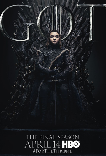 Game of Thrones Temporada 8 (Web-DL 1080p 10Bit Ingles Subtitulada)