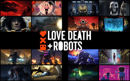 Love, Death & Robots Torrent