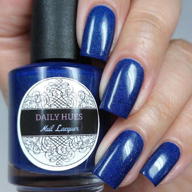 Daily Hues Lacquer - Rowan