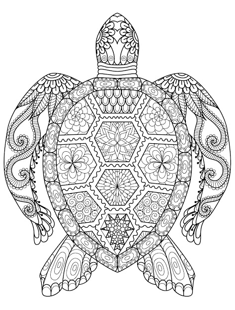 Gorgeous Free Printable Adult Coloring Pages