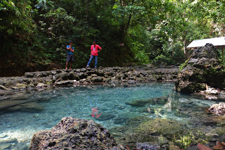 Seven (7) Pools in Datu Abdullah Sangki