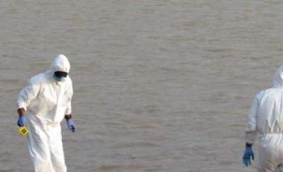 Hallan un ejecutado a orillas del río Balsas en San Lucas Michoacán