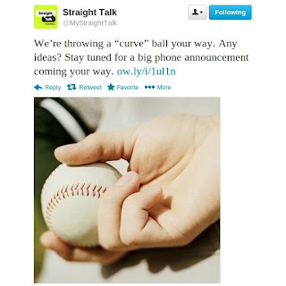 "Straight Talk ""Curve  Ball"" Teaser"