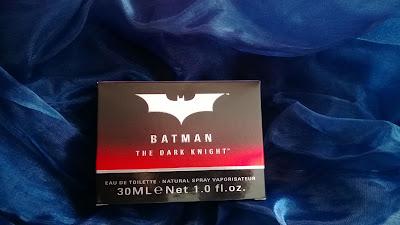 Batman Parfüm in der Original verpackung