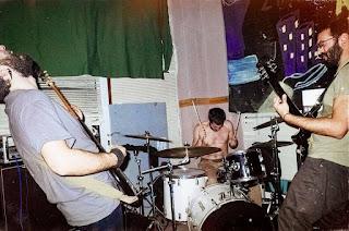 Their Methlab - post rock greek band