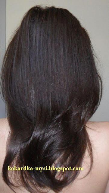 Wasze włosy. Anka. Farba Biokap