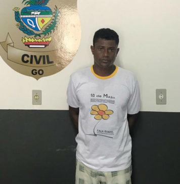 Crixás: Suspeito de matar adolescente é preso