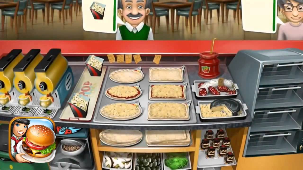 Play online cooking restaurant games free