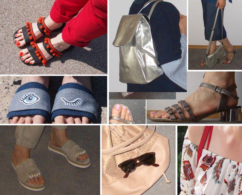 Meine Schuh- und Taschentrends - 2018