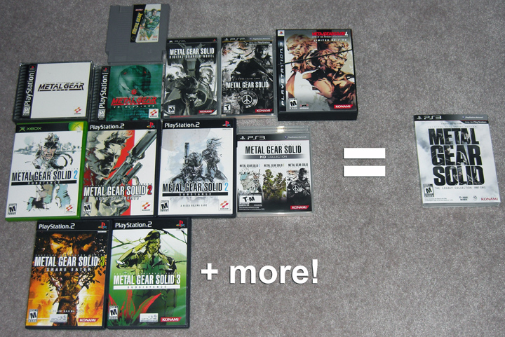 metal gear solid compilation pc - Metal Gear Solid - Compilation (PC)