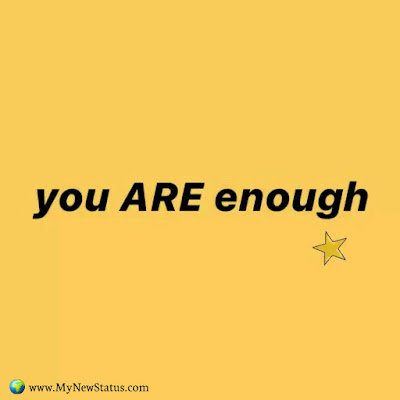You are enough #InspirationalQuotes #MotivationalQuotes #PositiveQuotes #Quotes #thoughts