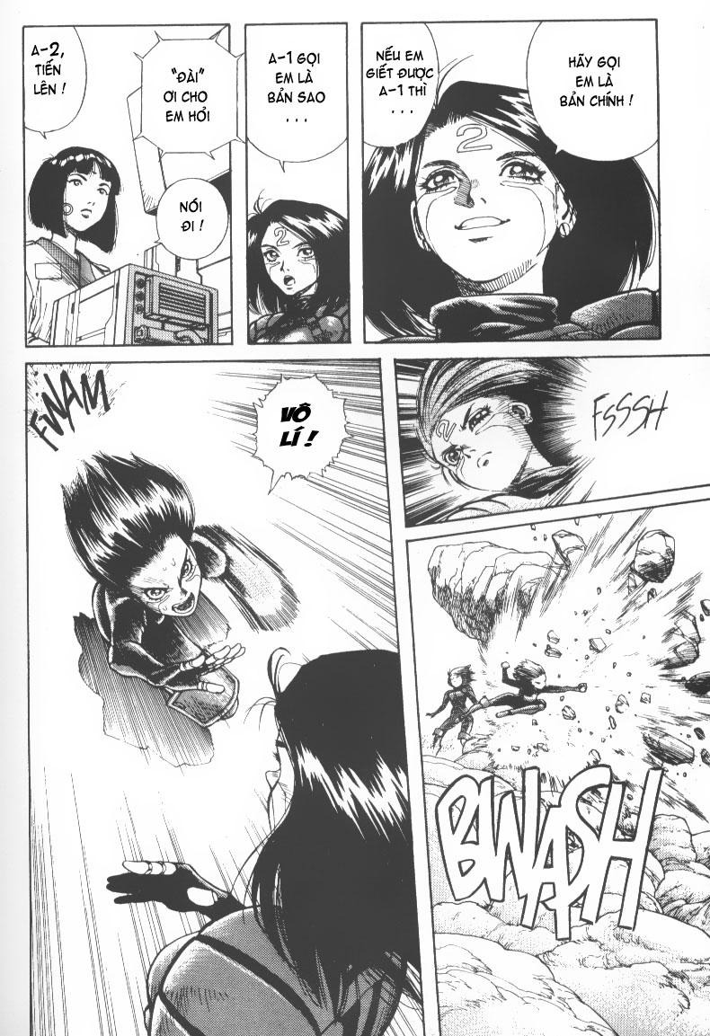 Battle Angel Alita chapter 44 trang 12