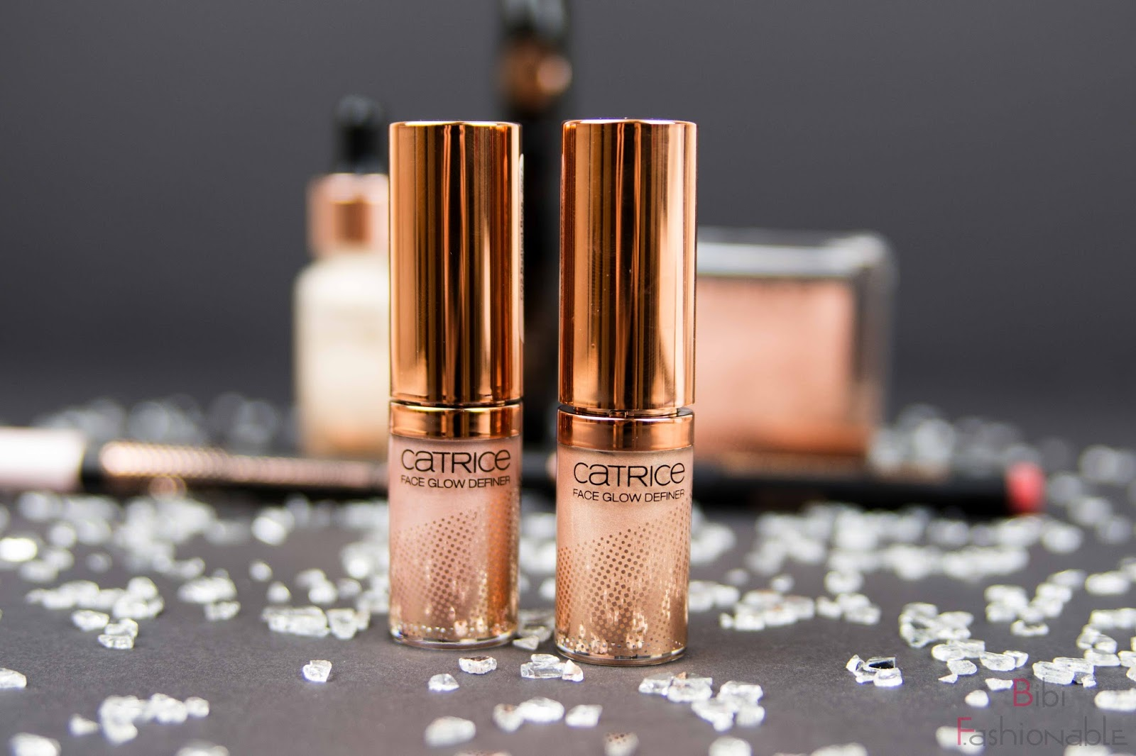 Catrice Pret a lumiere limited edition face glow definer golden glow radiant rose