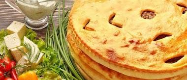 Заказ осетинских пирогов
