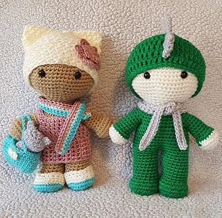 Free Amigurumi Crochet Patterns Blog : Maddy Doll Free Amigurumi Patterns Bloglovin