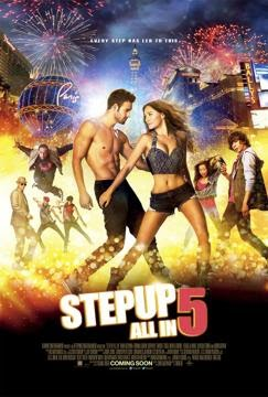 Step Up 5 en Español Latino