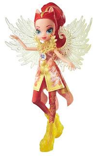 Legends of Everfree Doll Sunset Shimmer