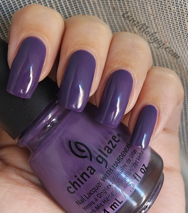 China Glaze All Abroad
