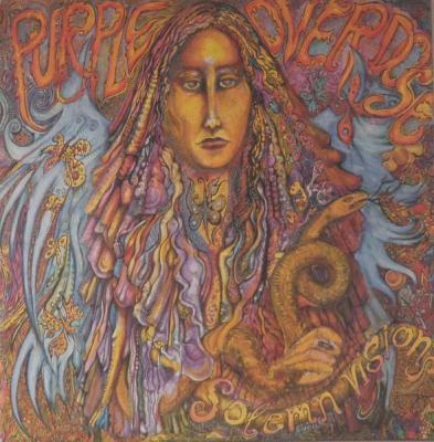 Purple Overdose with Costas Constantinou - It's Psychedelic