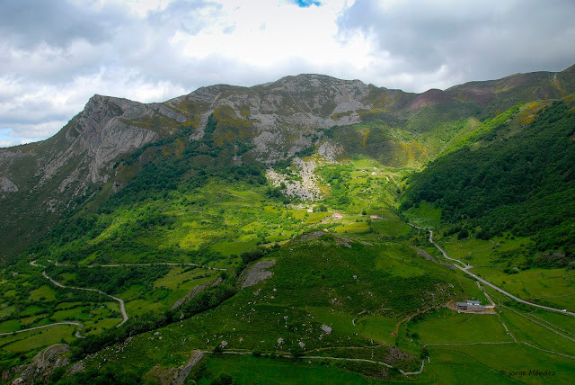 Llamardal Parque Natural Somiedo Asturias