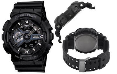 Casio G317 G-Shock Analog-Digital Watch - For Men