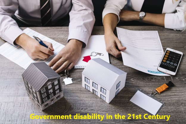 Government disability in the 21st Century