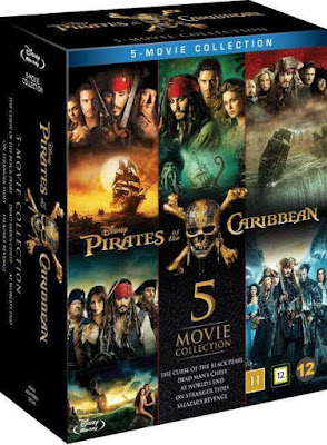 pirates of caribbean Collection Download Google Drive Link (5 parts)