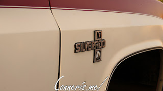 Chevrolet C10 Silverado REBEL57 Badge
