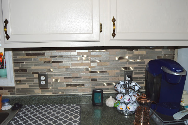 champagne toast backsplash