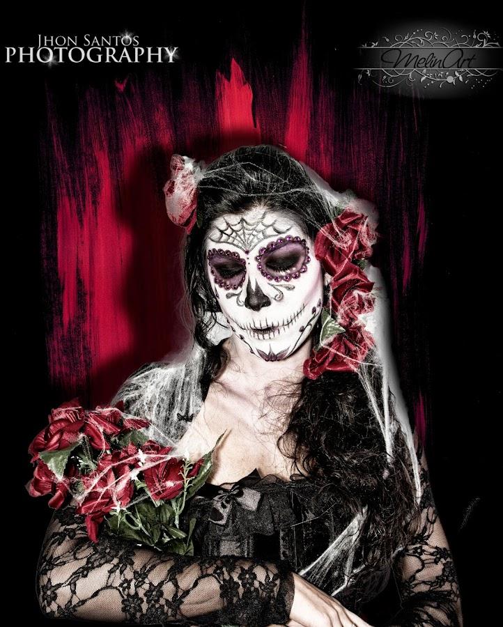 Exceptionnel Maquillaje Calavera mexicana - Sugar skull | Belleza AI36