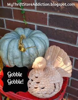 Terracotta turkey