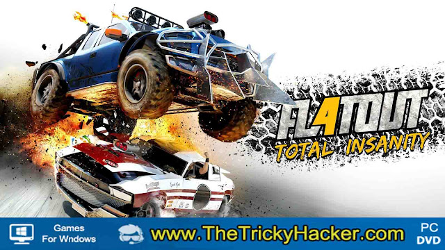 Flatout 4 Total Insanity Free Download Full Version Game PC