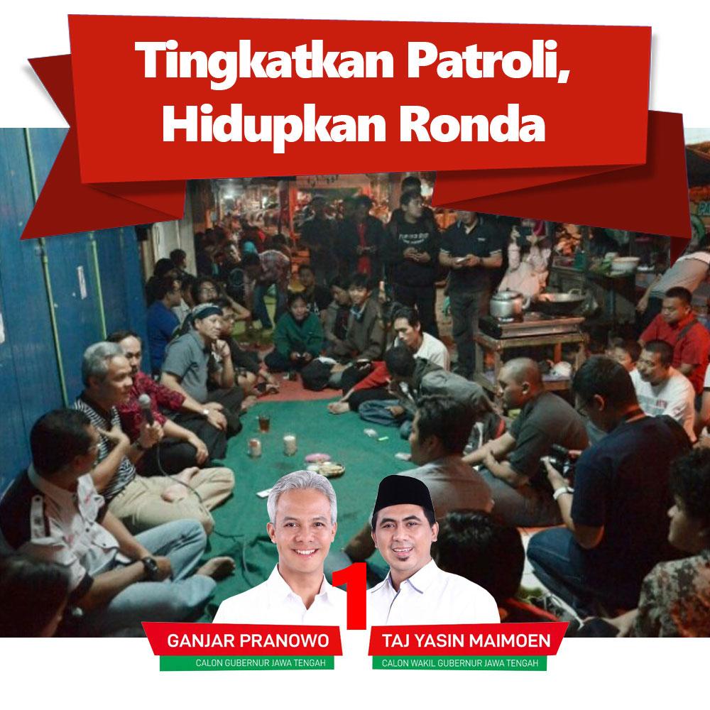 Ganjar Pranowo Sebut Pelaku Bom Surabaya Amat Biadab
