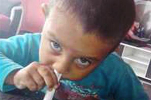 1 Photos: Three year old boy allegedly snorts cocaine