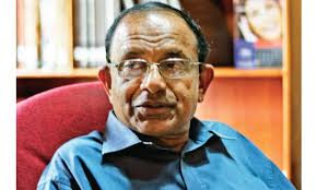 Senior Constitutional lawyer Jayampathi Wickremeratne MP