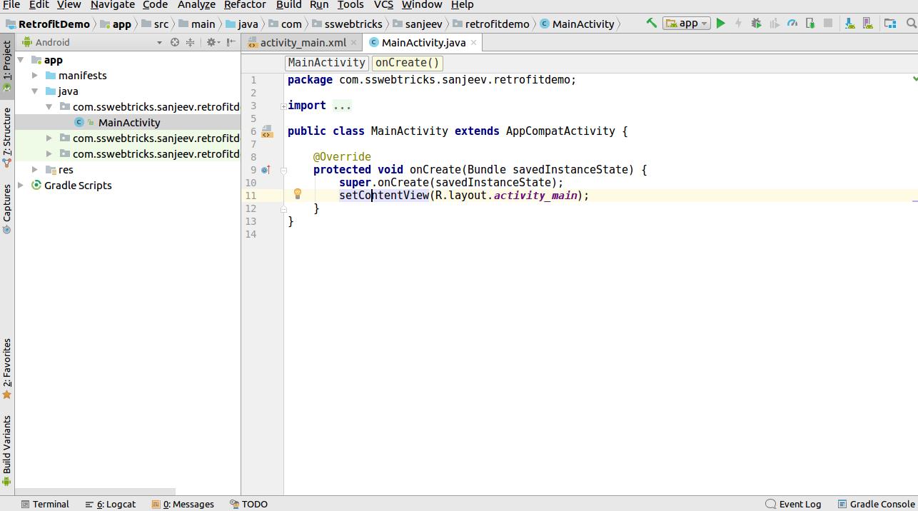 Android Retrofit Complete Tutorial - Web Development and Design