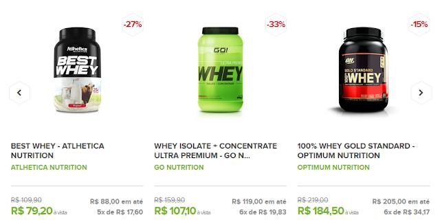 loja do suplemento-alimentacao-saudavel-BCAA-whey-protein