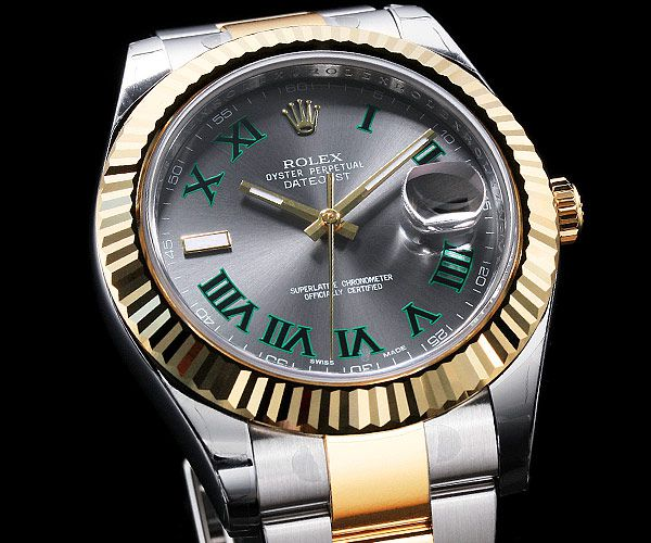 Hong Kong Watch Fever 香港勞友 Rolex Datejust 36mm And