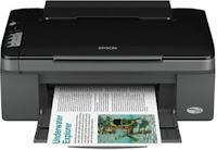 Epson Stylus SX105 Printer Driver