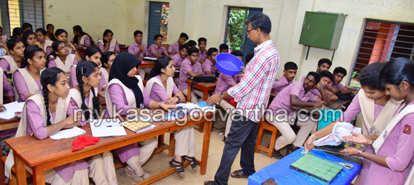 Kerala, News, training class conducted for Soap, Phenoel manufacturing.