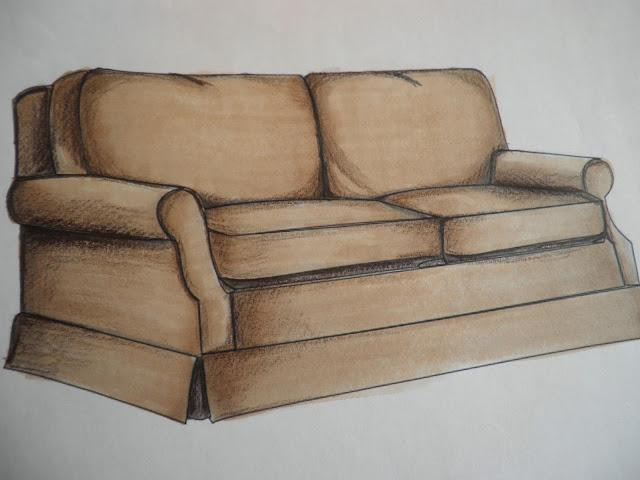 Tiffany Leigh Interior Design: Wednesday's Sketchbook: How