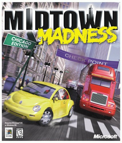 Midtown madness PC Game Download