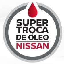 Cadastrar Promoção Nissan 2018 Super Troca de Óleo Filtro Mão de Obra