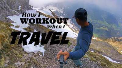 How I Workout When I Travel, Fitness Travel, Beachbody On Demand, Beachbody Global, Working Out and Travel, Travel Workout, Staying Active While Traveling