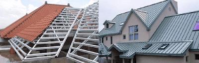 Thi công, lắp đặt mái tôn tại Vĩnh Phúc